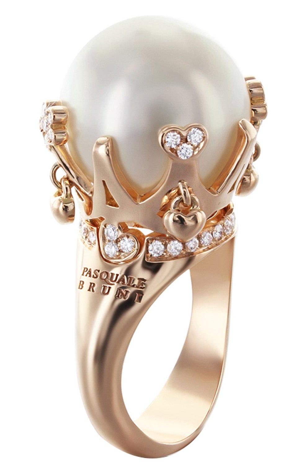 Женские кольцо PASQUALE BRUNI розового золота цвета, арт. 15175R | Фото 1