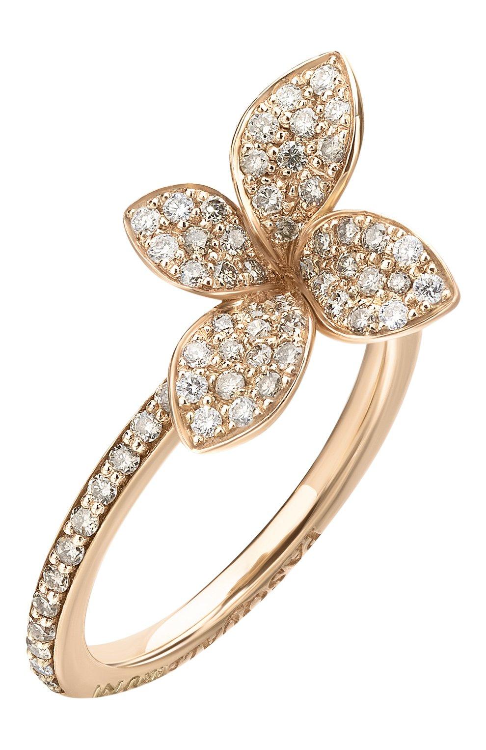 Женские кольцо PASQUALE BRUNI розового золота цвета, арт. 15380R   Фото 1