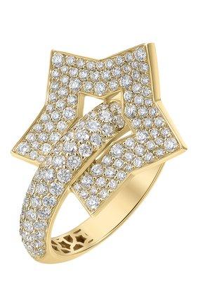 Женские кольцо PASQUALE BRUNI желтого золота цвета, арт. 15394G | Фото 1