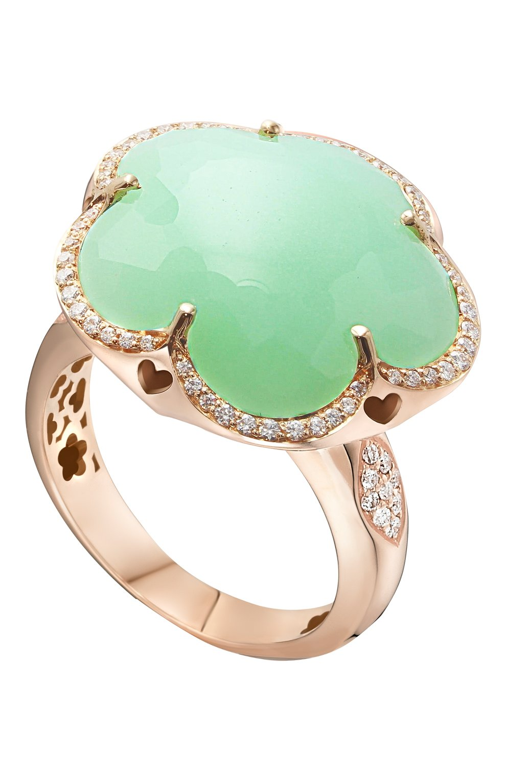 Женские кольцо PASQUALE BRUNI розового золота цвета, арт. 15550R   Фото 1