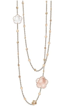 Женские колье PASQUALE BRUNI розового золота цвета, арт. 15745R   Фото 1
