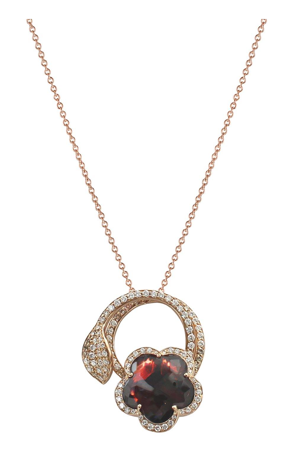 Женские кулон PASQUALE BRUNI розового золота цвета, арт. 15829R | Фото 1
