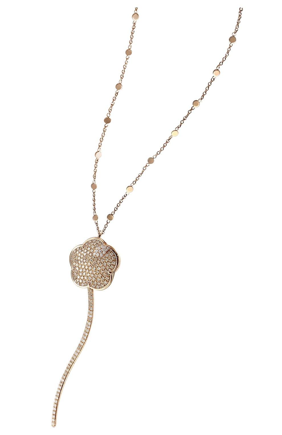 Женские кулон PASQUALE BRUNI розового золота цвета, арт. 16001R   Фото 1
