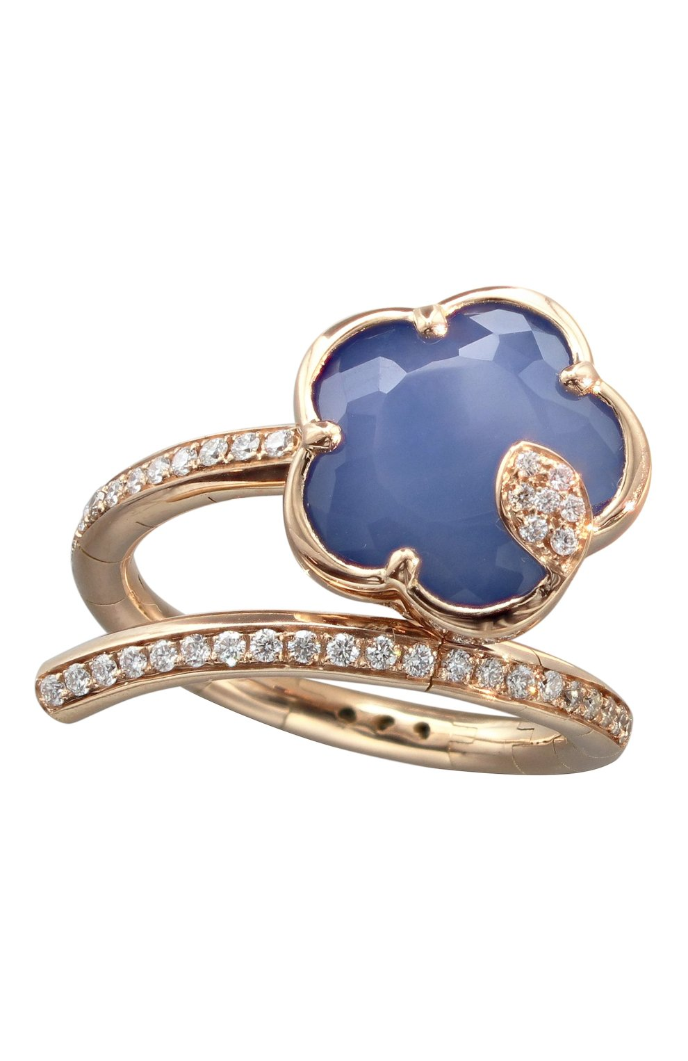 Женские кольцо PASQUALE BRUNI розового золота цвета, арт. 16011R | Фото 1
