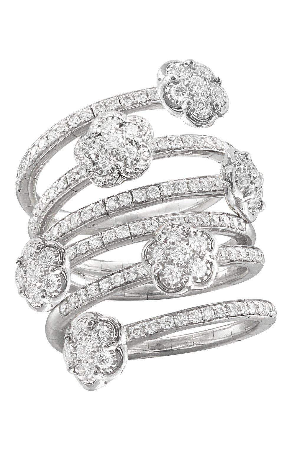 Женские кольцо PASQUALE BRUNI белого золота цвета, арт. 16050B   Фото 1