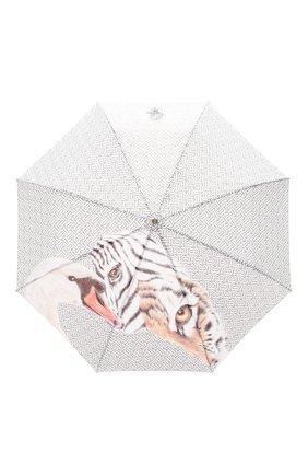 Женский зонт BURBERRY разноцветного цвета, арт. 8028126 | Фото 1