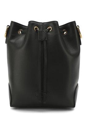 Женская сумка TOD'S черного цвета, арт. XBWDBAK0100XPA | Фото 1