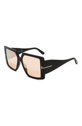 Мужские солнцезащитные очки TOM FORD розового цвета, арт. TF790 | Фото 1