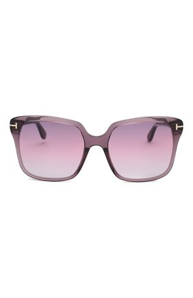 Женские солнцезащитные очки TOM FORD фиолетового цвета, арт. TF788 | Фото 3