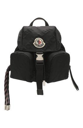 Женский рюкзак dauphine mini MONCLER черного цвета, арт. F1-09B-5L702-00-02SAG | Фото 1