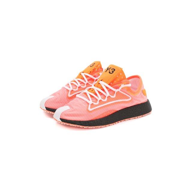Текстильные кроссовки Raito Y-3 — Текстильные кроссовки Raito