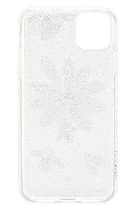 Мужской чехол eternal flower для iphone 11 pro max SWAROVSKI серебряного цвета, арт. 5533980 | Фото 2
