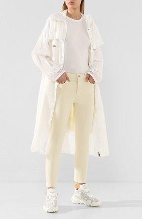 Женские джинсы J BRAND бежевого цвета, арт. JB002289/B | Фото 2