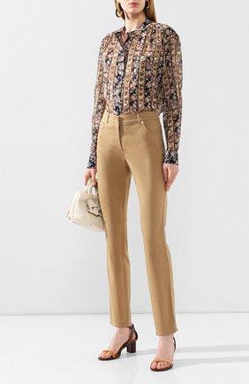 Женские джинсы ESCADA бежевого цвета, арт. 5032573 | Фото 2