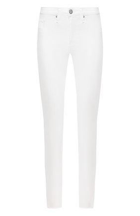 Женские джинсы AG белого цвета, арт. SSW1389RH/WHT | Фото 1