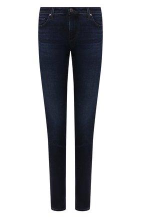 Женские джинсы AG синего цвета, арт. EMP1288/VALT | Фото 1