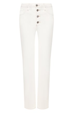 Женские джинсы AG белого цвета, арт. DSD1782TN/MWHT | Фото 1
