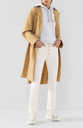 Женские джинсы AG белого цвета, арт. DSD1782TN/MWHT | Фото 2