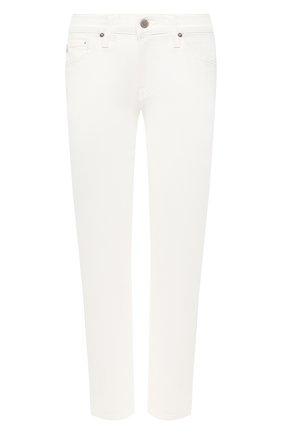 Женские джинсы AG белого цвета, арт. DSD1575/01YTWT | Фото 1