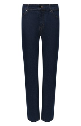 Женские джинсы VICTORIA, VICTORIA BECKHAM темно-синего цвета, арт. 2120DJE000827A | Фото 1