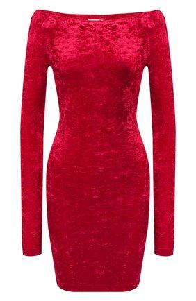 Женский комбинезон BALENCIAGA красного цвета, арт. 622246/TCV14 | Фото 1