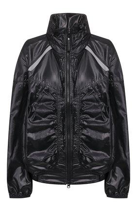 Женская куртка ADIDAS BY STELLA MCCARTNEY черного цвета, арт. FK9688 | Фото 1