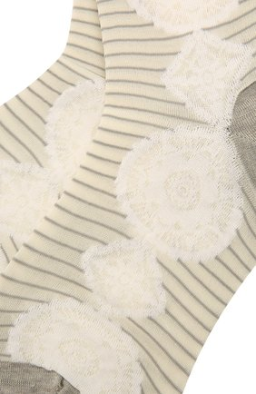 Женские носки ANTIPAST серого цвета, арт. AM-725 | Фото 2