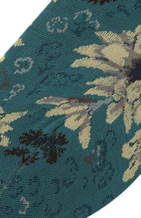 Женские хлопковые подследники ANTIPAST синего цвета, арт. AM-732S | Фото 2