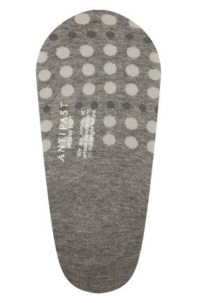 Женские хлопковые подследники ANTIPAST серого цвета, арт. AM-736S | Фото 2