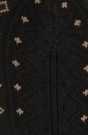 Женские носки ANTIPAST черного цвета, арт. AS-192S | Фото 2