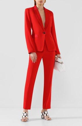 Женский жакет RAG&BONE красного цвета, арт. WAW20S4024M424   Фото 2
