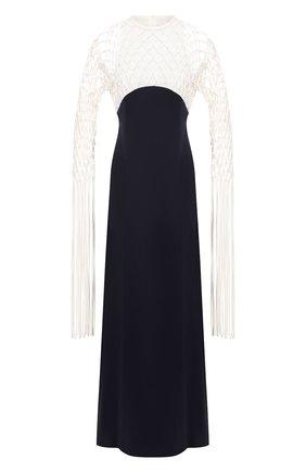 Женское платье-макси GALVAN LONDON разноцветного цвета, арт. 120SEDR004109 | Фото 1