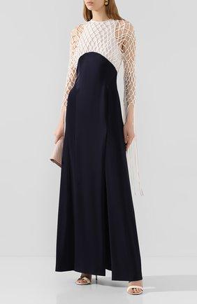 Женское платье-макси GALVAN LONDON разноцветного цвета, арт. 120SEDR004109 | Фото 2