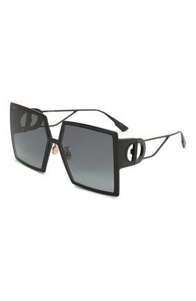 Женские солнцезащитный очки DIOR черного цвета, арт. 30M0NTAIGNE 807 1I | Фото 1