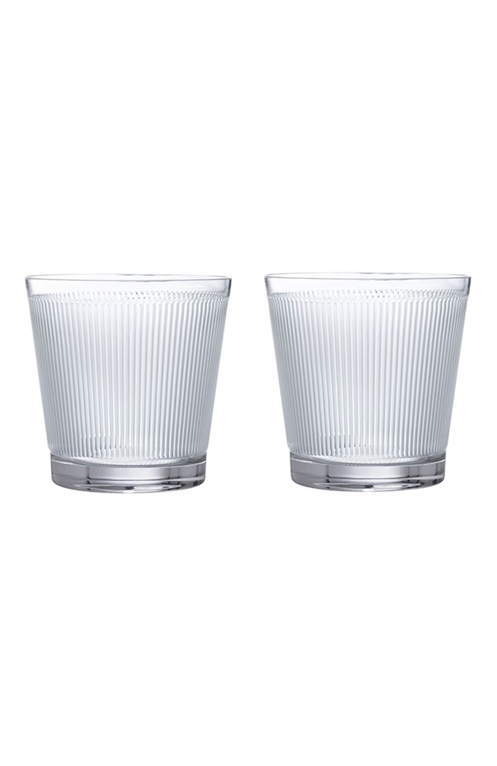 Мужского набор из 2-х стаканов для виски wingen LALIQUE прозрачного цвета, арт. 10688300 | Фото 1