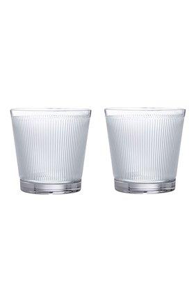 Мужской набор из 2-х стаканов для виски wingen LALIQUE прозрачного цвета, арт. 10688300 | Фото 1