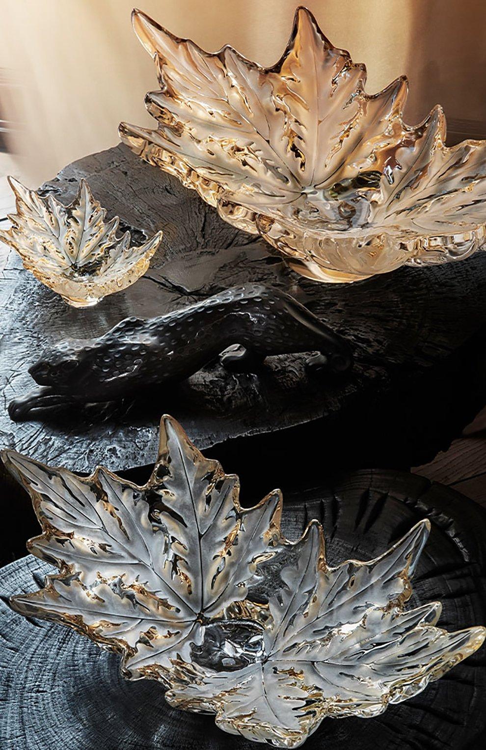 Мужского ваза champs-elysees LALIQUE бежевого цвета, арт. 10599100 | Фото 2