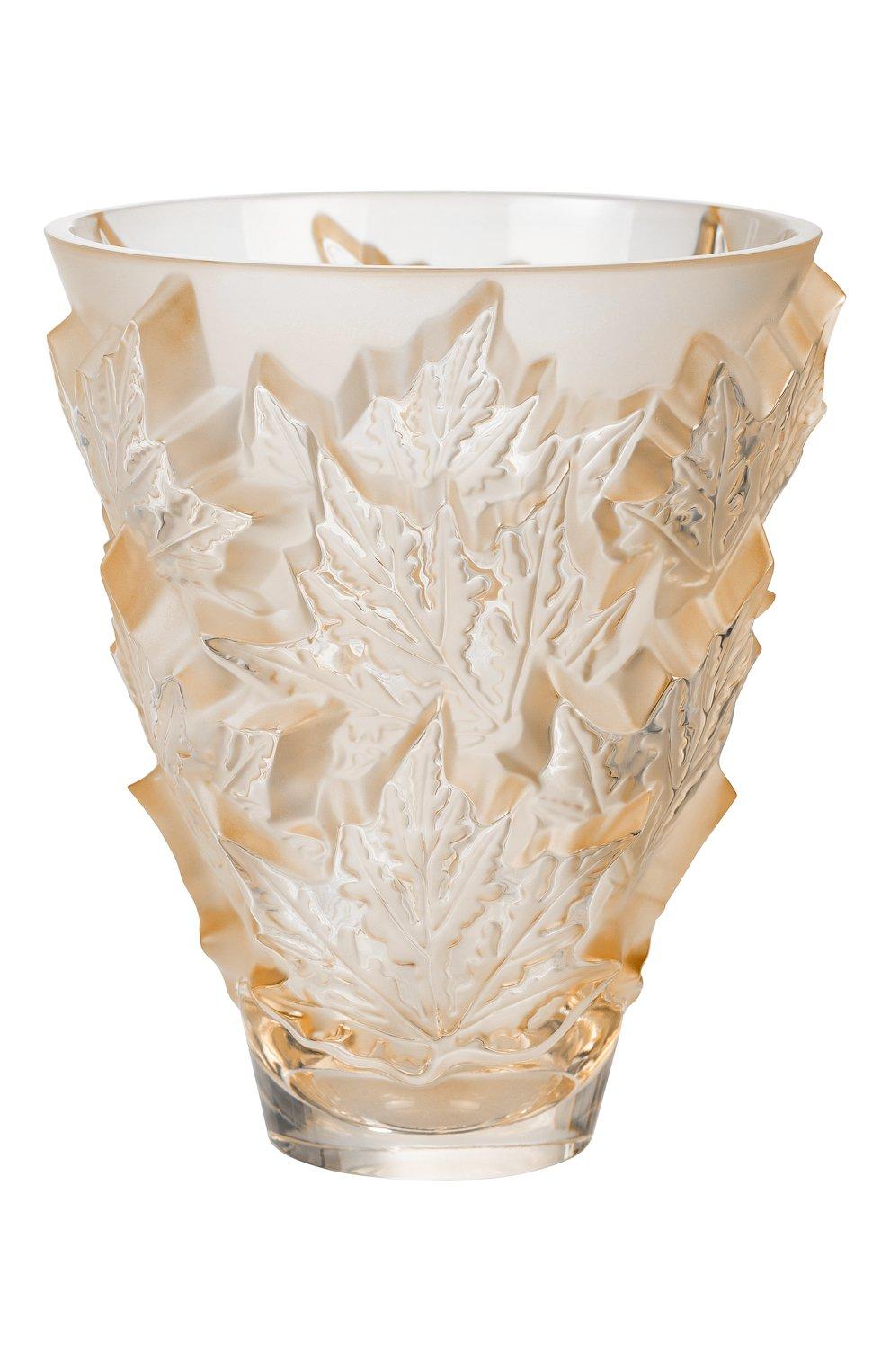 Мужского ваза champs-elysees LALIQUE бежевого цвета, арт. 10598500 | Фото 1