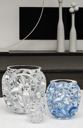 Мужского ваза tourbillons LALIQUE прозрачного цвета, арт. 10441100 | Фото 2