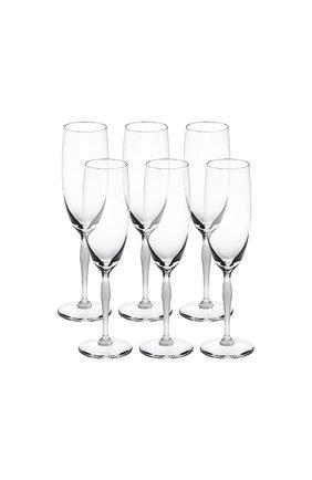 Набор из 6-ти фужеров для шампанского 100 Points | Фото №1
