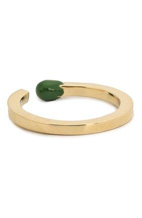 Женское кольцо J-POINT золотого цвета, арт. СП857.1.140120.1Y   Фото 1
