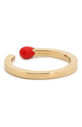 Женское кольцо J-POINT золотого цвета, арт. СП857.8.060220.9Y   Фото 1