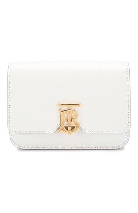 Женская сумка tb BURBERRY белого цвета, арт. 8028435 | Фото 1