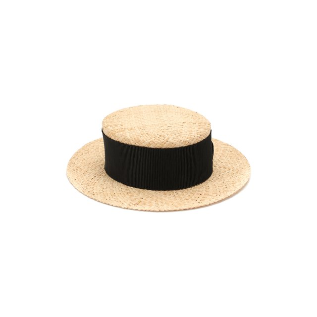 Шляпа Rafia Maison Michel