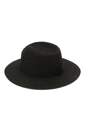Женская шляпа virginie MAISON MICHEL черного цвета, арт. 1001048001/VIRGINIE | Фото 2