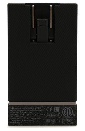 Сетевое зарядное устройство smart charger usb-a/usb-c NATIVE UNION серого цвета, арт. SMART-PD-GRY-INT   Фото 5