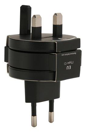 Сетевое зарядное устройство smart charger usb-a/usb-c NATIVE UNION серого цвета, арт. SMART-PD-GRY-INT   Фото 7