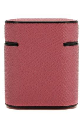 Мужской чехол для airpods DOLCE & GABBANA розового цвета, арт. BI2572/B5444   Фото 2