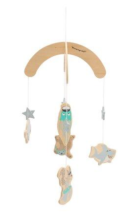 Детского мобиль на кровать BLOOMINGVILLE голубого цвета, арт. 56206315 | Фото 1