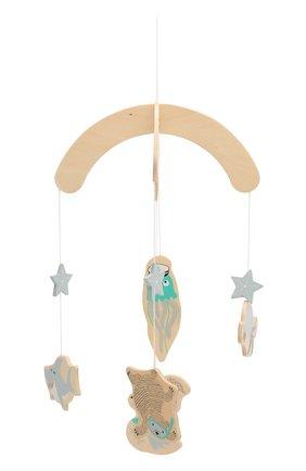 Детского мобиль на кровать BLOOMINGVILLE голубого цвета, арт. 56206315 | Фото 2